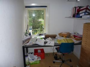 kantoor voor 1